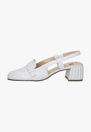 Classic heels - weiss