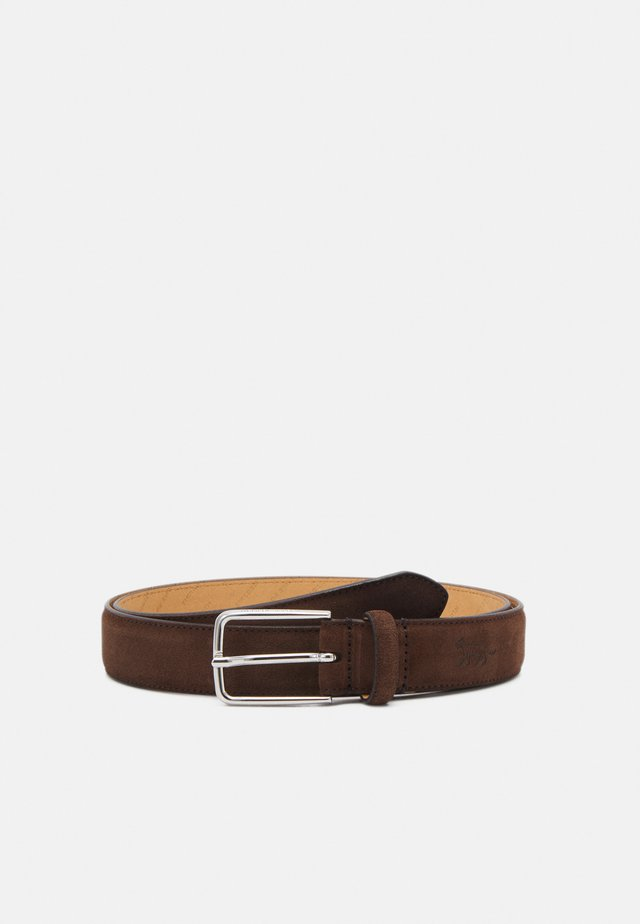 BECALM - Ceinture - dark brown