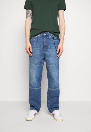 SKATER UNISEX - Zúžené džíny - light blue