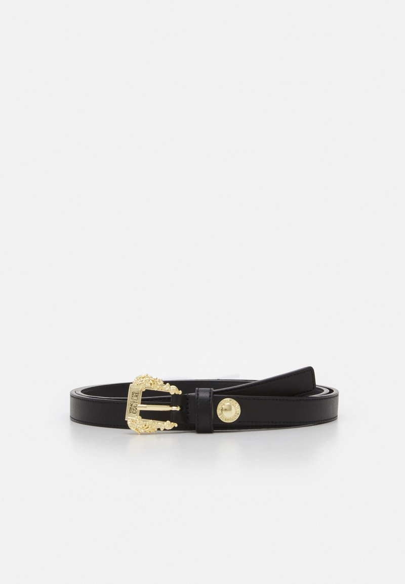 Versace Jeans Couture - VITELLO BELTS - Belte - nero