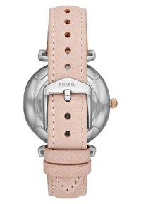 Fossil - CARLIE - Watch - rosa - 2