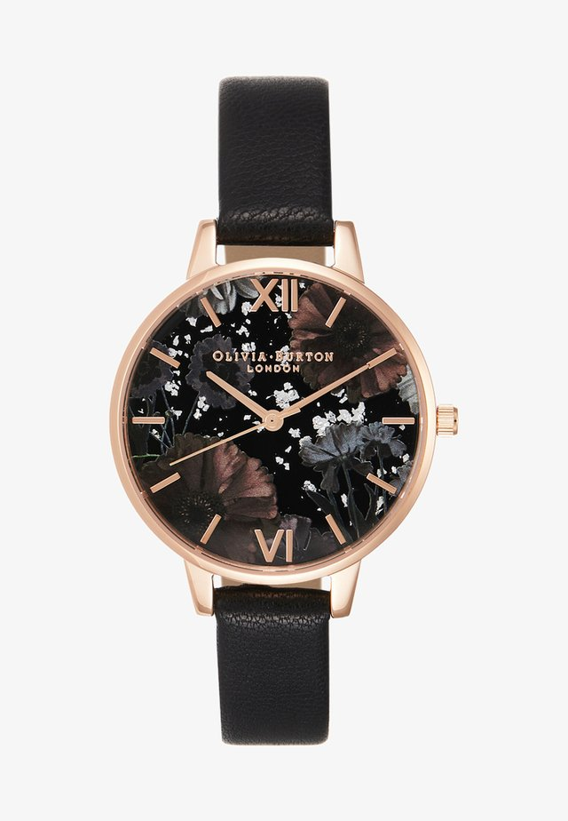 CELESTIAL - Watch - black