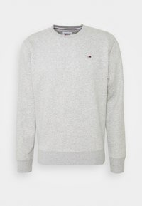 Tommy Jeans - REGULAR C NECK - Sweatshirt - grey heather - 0