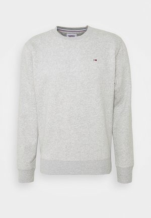 REGULAR C NECK - Mikina - grey heather
