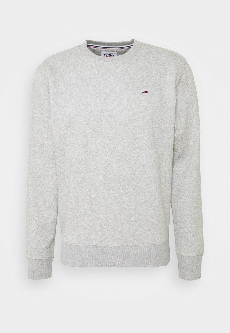 Tommy Jeans - REGULAR C NECK - Sweatshirt - grey heather