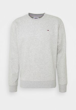 REGULAR C NECK - Felpa - grey heather
