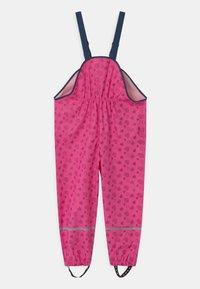 Playshoes - HERZCHEN - Spodnie przeciwdeszczowe - pink - 1