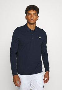Lacoste Sport - CLASSIC - Poloshirt - navy blue - 0