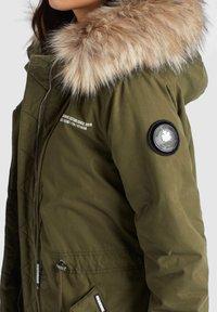 khujo - KENITA4 - Winter coat - oliv - 6