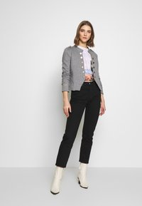 ONLY - ONLANETTA - Blazer - medium grey melange - 1