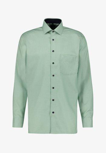 0400/64 HEMDEN - Formal shirt - pistazie