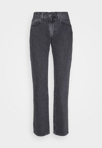 Levi's® Made & Crafted - LMC 502™ REGULAR TAPER - Jean droit - black water - 0