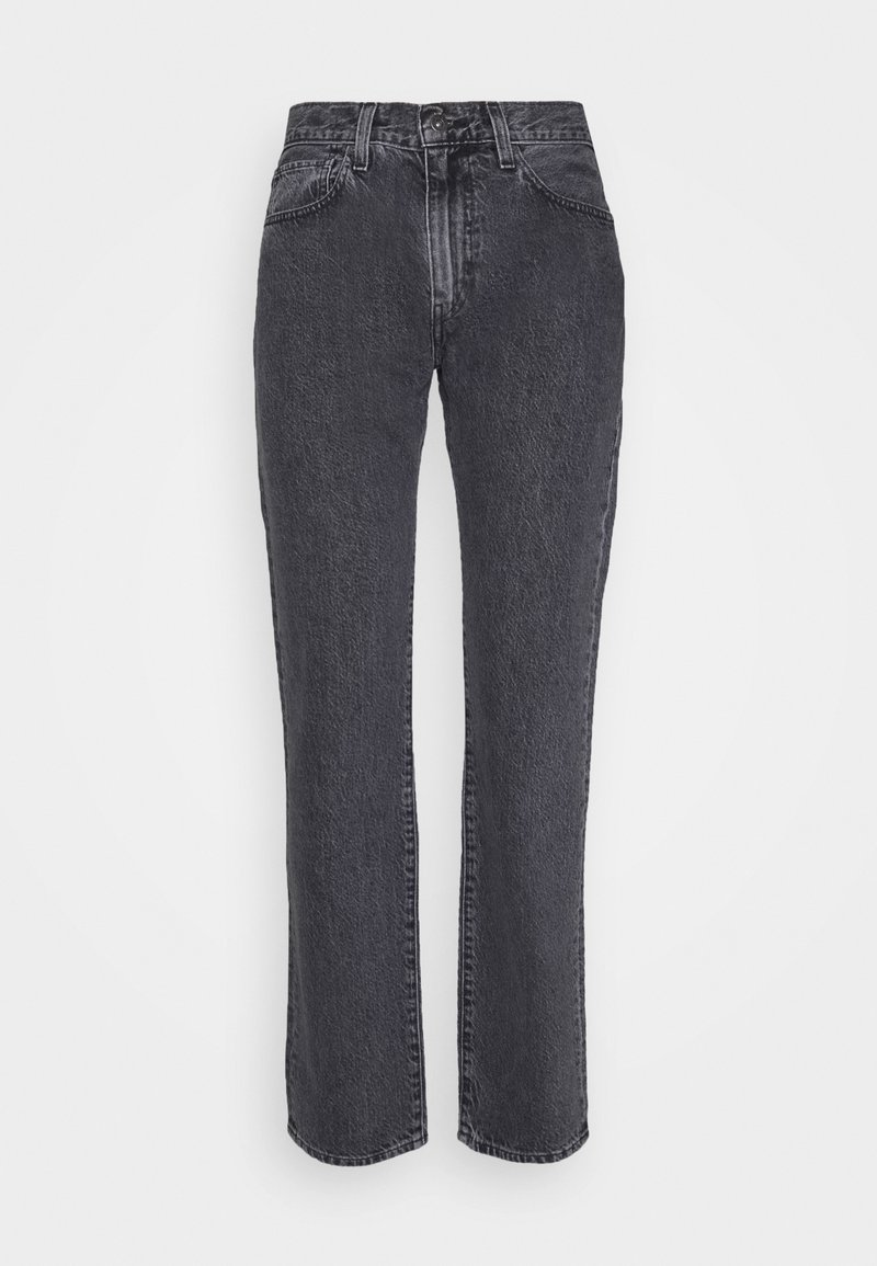 Levi's® Made & Crafted - LMC 502™ REGULAR TAPER - Jean droit - black water