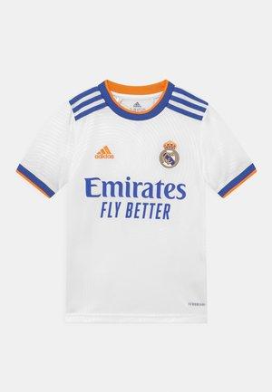 REAL MADRID H UNISEX - Klubové oblečení - white