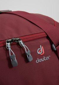 Deuter - AVIANT DUFFEL 35 - Sports bag - maron/aubergine - 10