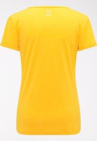 Haglöfs - Sports shirt - pumpkin yellow - 5