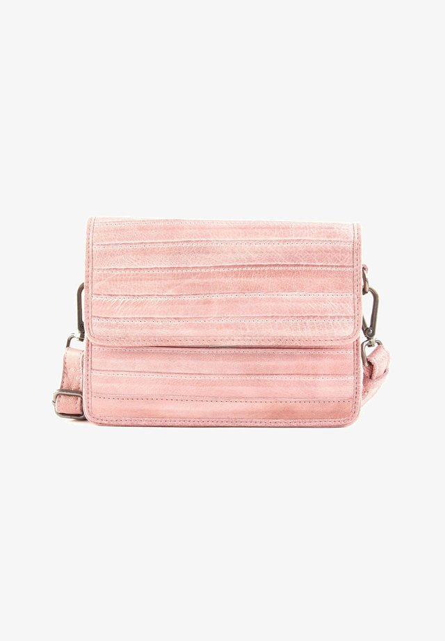 BESTSELLER BOX - Across body bag - powder pink