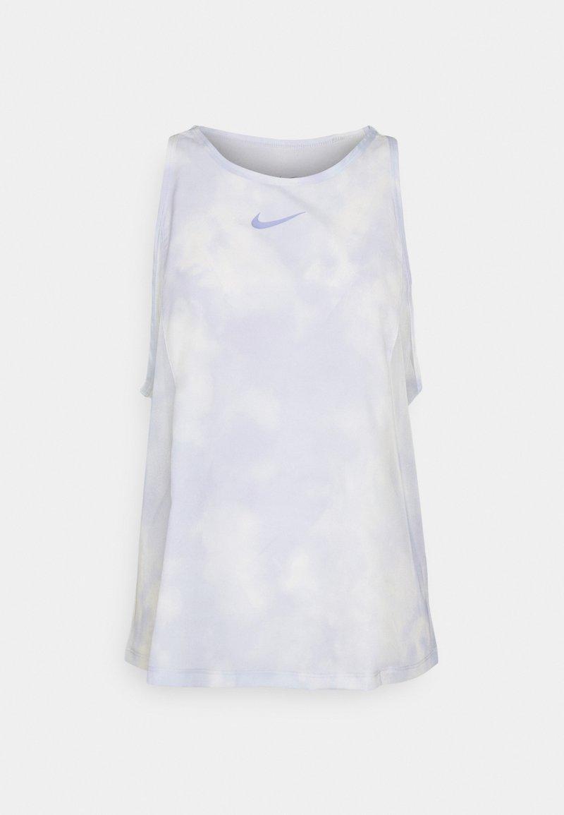 Nike Performance - ICON CLASH CITY SLEEK  - Top - light thistle/clear