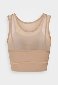 Puma - STUDIO LAYERED CROP  - Top - amphora - 5