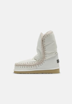 Korte laarzen - white