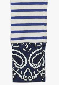 Scotch & Soda - SPECIAL MIX - Leggings - Trousers - blue/white - 2