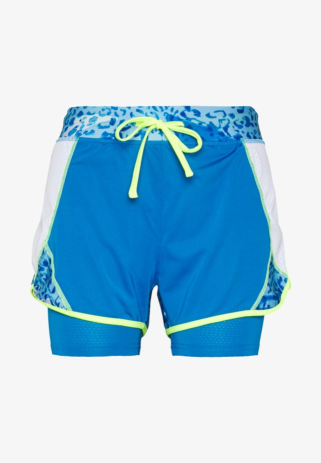ONPANGILIA LIFE TRAINING - Short - imperial blue/white