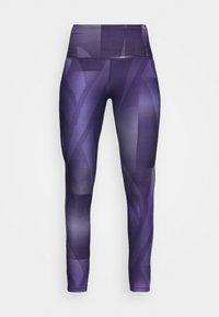 Reebok - LUX  - Collant - purple - 4