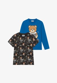 MOSCHINO - GIFT SET - Print T-shirt - skydiver - 3