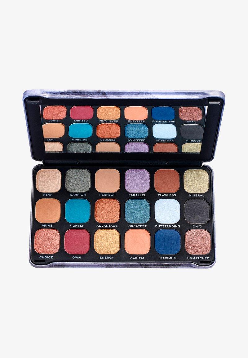 Make up Revolution - EYESHADOW PALETTE FOREVER FLAWLESS OPTIMUM - Eyeshadow palette - multi