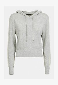 Guess - Jersey con capucha - light grey - 3