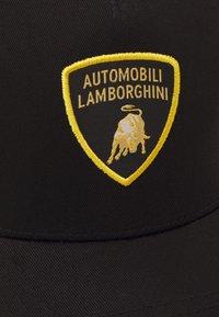 AUTOMOBILI LAMBORGHINI - Casquette - nero - 4