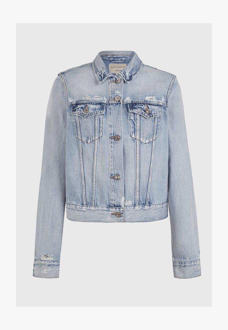 AllSaints - HAY - Denim jacket - blue