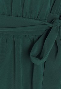 Vila - VIGORA TIE BELT HIGHNECK DRESS - Day dress - pine grove - 2