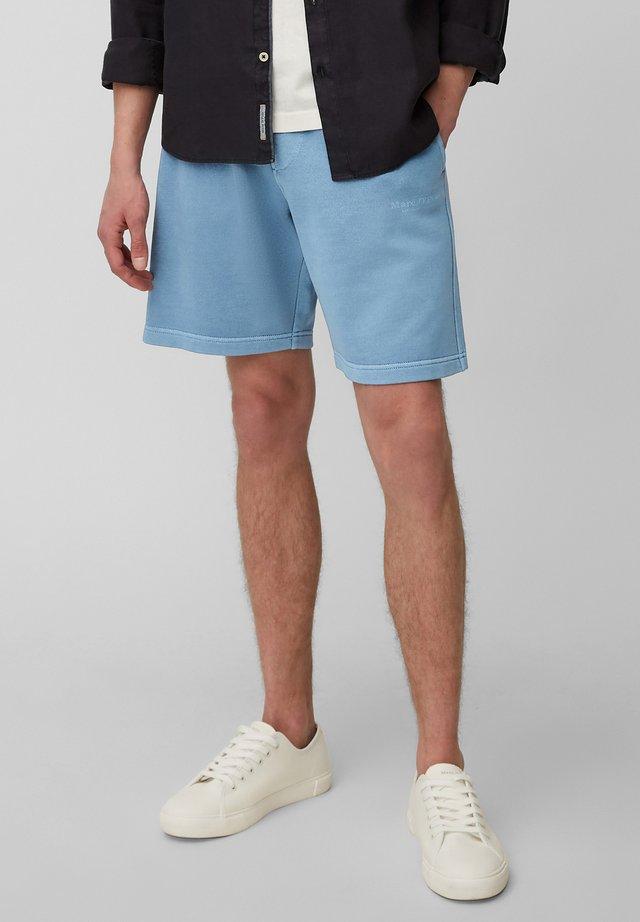 Shorts - kashmir blue
