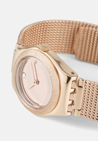 Swatch - LUMINESCENT - Hodinky - rosegold-coloured - 3