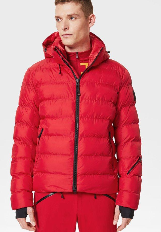 LASSE - Ski jacket - rot
