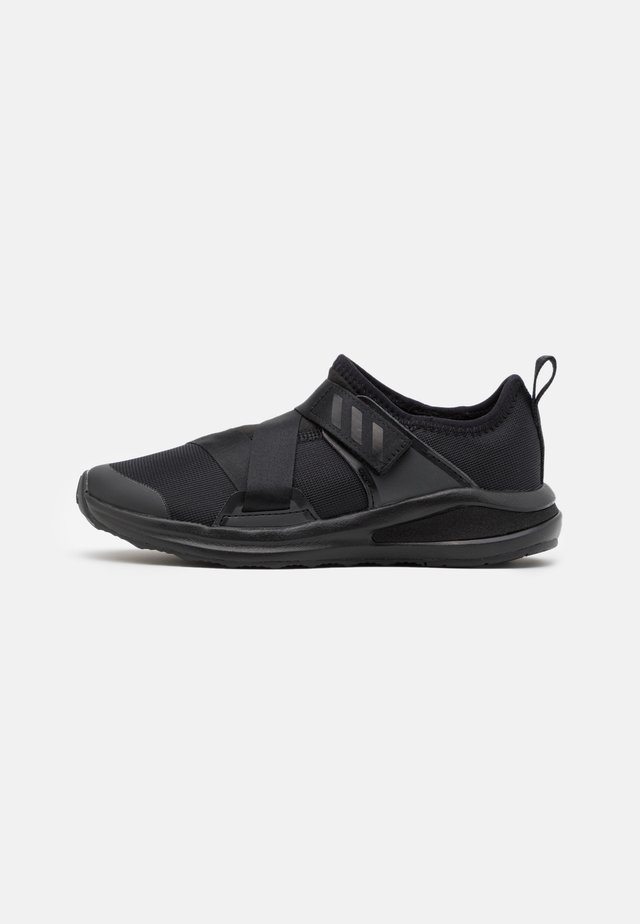 FORTARUN X UNISEX - Neutral running shoes - core black/grey six