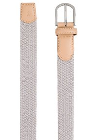 BRAX - STYLE CEINTURE POUR FEMME - Braided belt - offwhite - 1