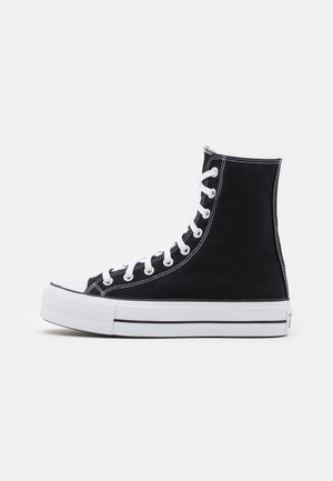 CHUCK TAYLOR ALL STAR LIFT XTRAHI - Baskets montantes - black/white/black
