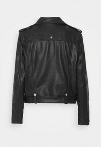 LIU JO - CHIODO - Leather jacket - nero - 6
