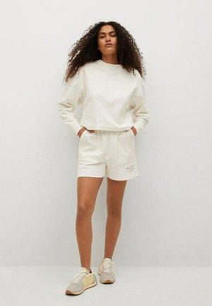 PSTLIMPO - Shorts - white