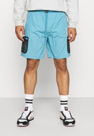 UNISEX - Shorts - hazy blue