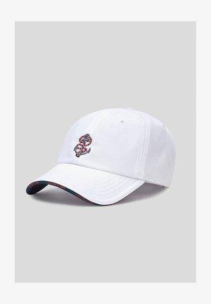 ANCHORED - Cap - white mc