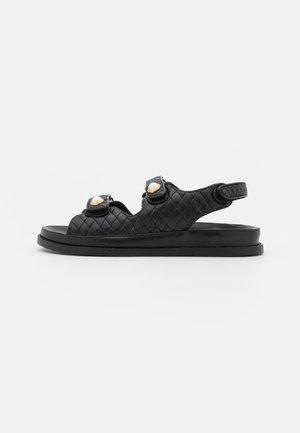 PEARL - Sandals - black