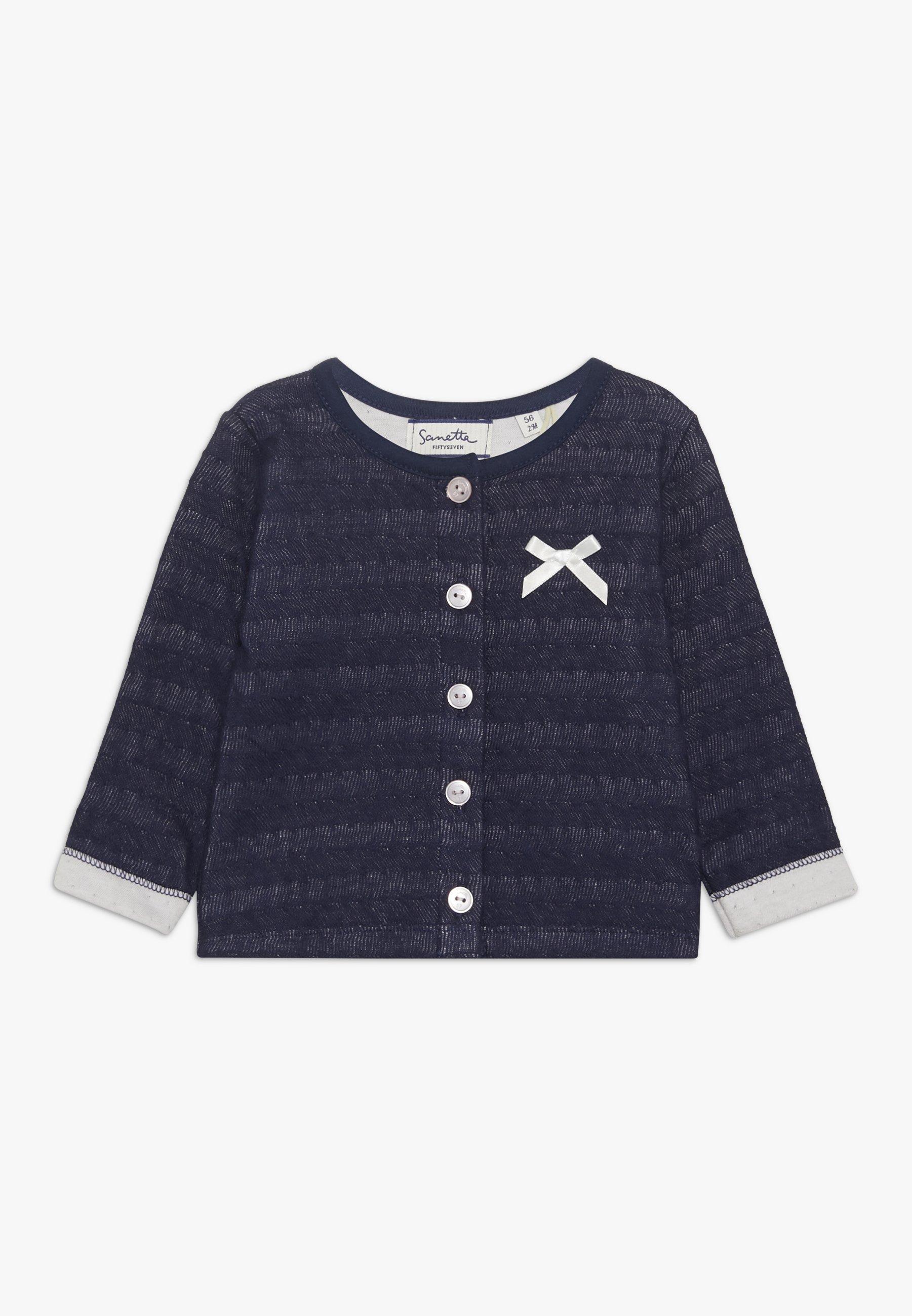 Große Förderung Sanetta fiftyseven BABY - Strickjacke - deepblue | Damenbekleidung 2020