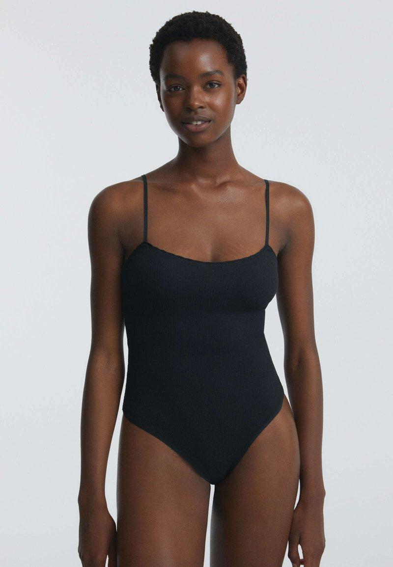 OYSHO - Swimsuit - black