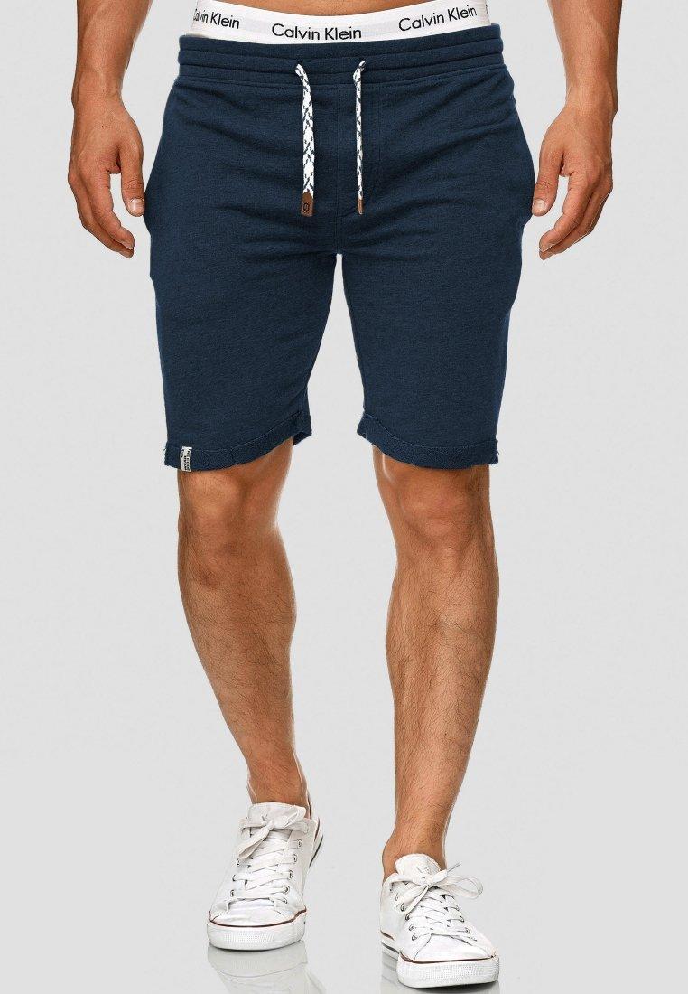INDICODE JEANS - ALDRICH - Shorts - navy