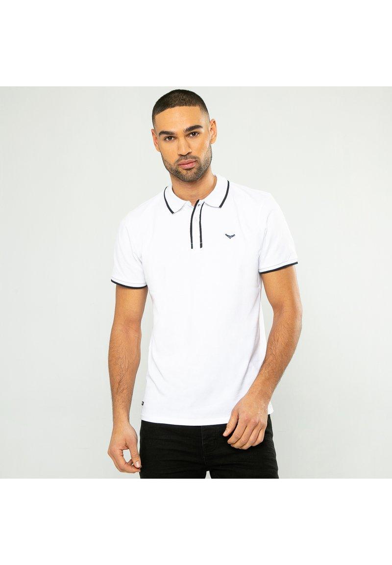 Threadbare - Polo - weiß