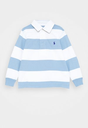 RUGBY - Polo shirt - chambray blue