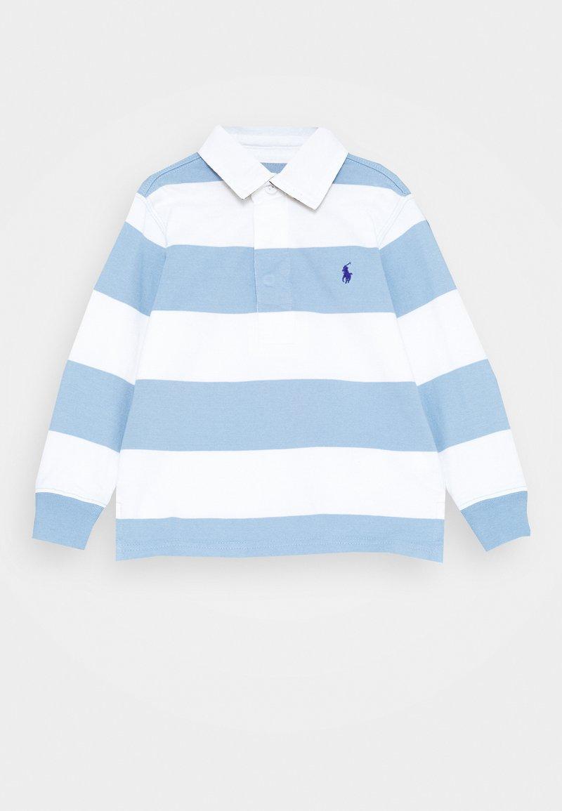 Polo Ralph Lauren - RUGBY - Polotričko - chambray blue